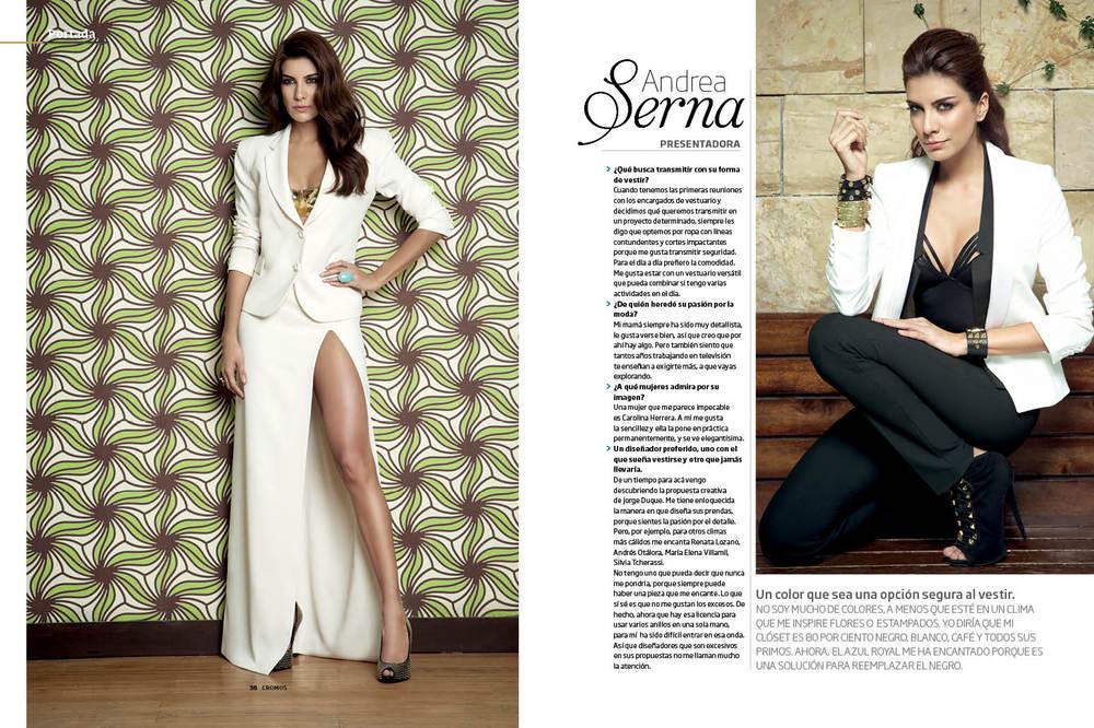 Textos: Kika Rocha / Fotos: María Elisa Duque / Revista Cromos