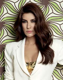 Cromos 2014 - Mejor vestida: Andrea Serna