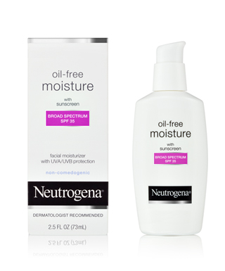 Oil-Free Moisture Broad Spectrum SPF 35