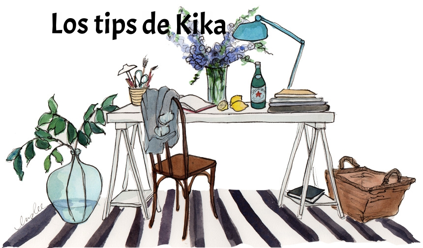 Los tips de Kika
