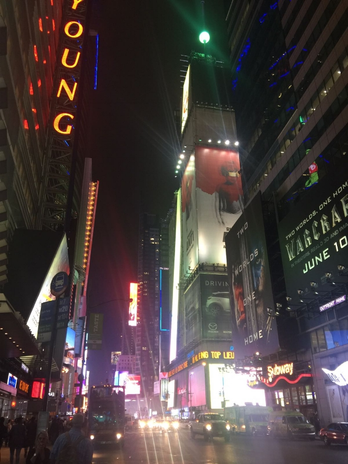 New York Kika rocha