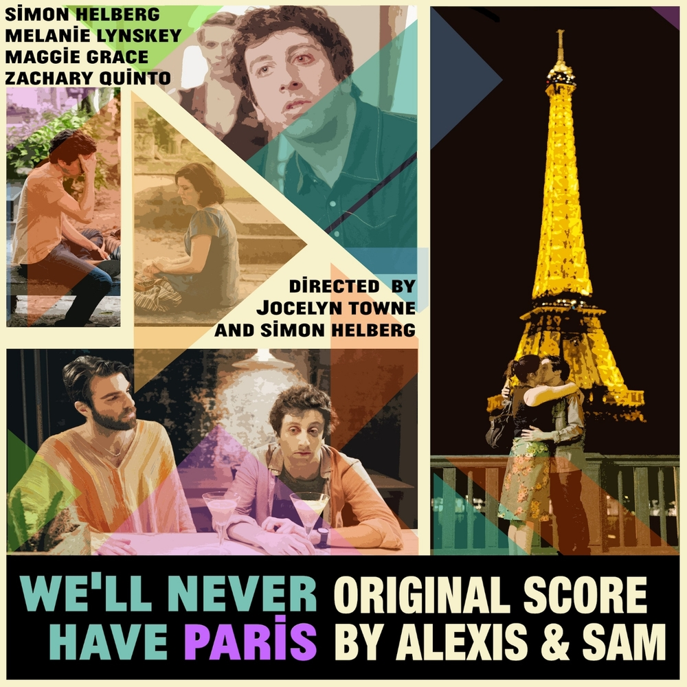 Download the We'll Never Have Paris Orginal Score album