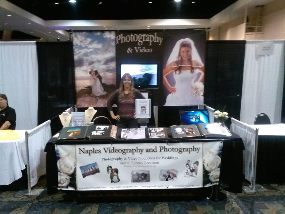 Be sure to visit the 41 Photo and Video booth at the Bridal Blast on August 18.