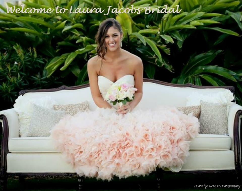 Booth Spotlight: Laura Jacobs Bridal — Bridal Blast in Estero, Florida