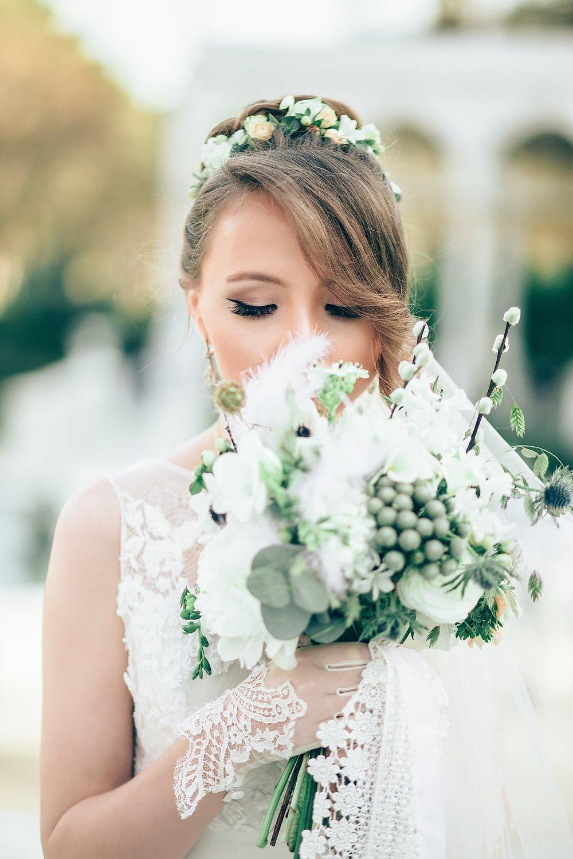 BRIDAL BOUQUET & FLOWERS