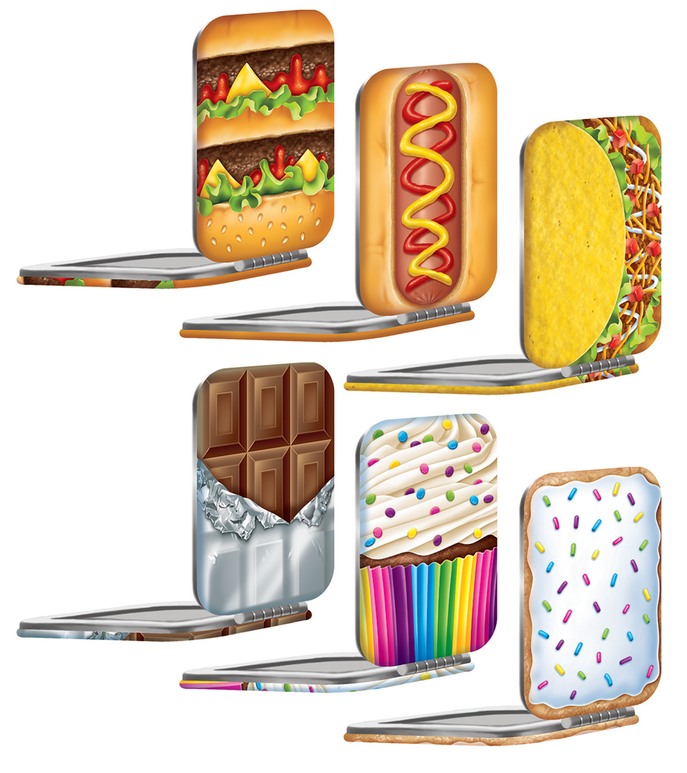 Rectangle Food Mirrors