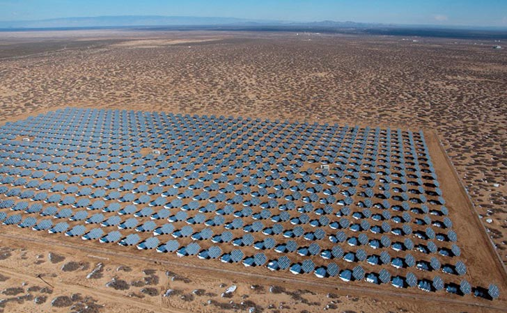 Tularosa Region Solar Power Field