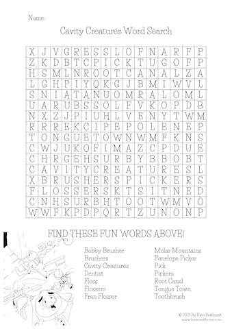 "Click here to download ""Cavity Creatures Medium Word Search"""