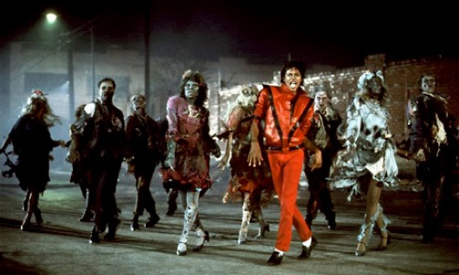 October is the official unofficial Thriller month.