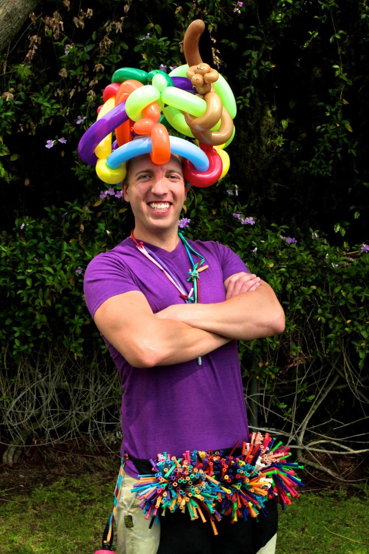 Bryan Balloon Artist