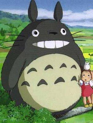 Oo-Totoro, Chibi-Totoro, and Mei