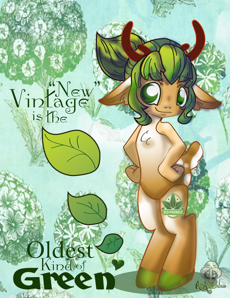 Vintage is the Oldest Kind of Green