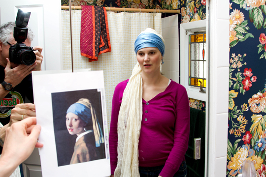 book girl with a pearl earring  music