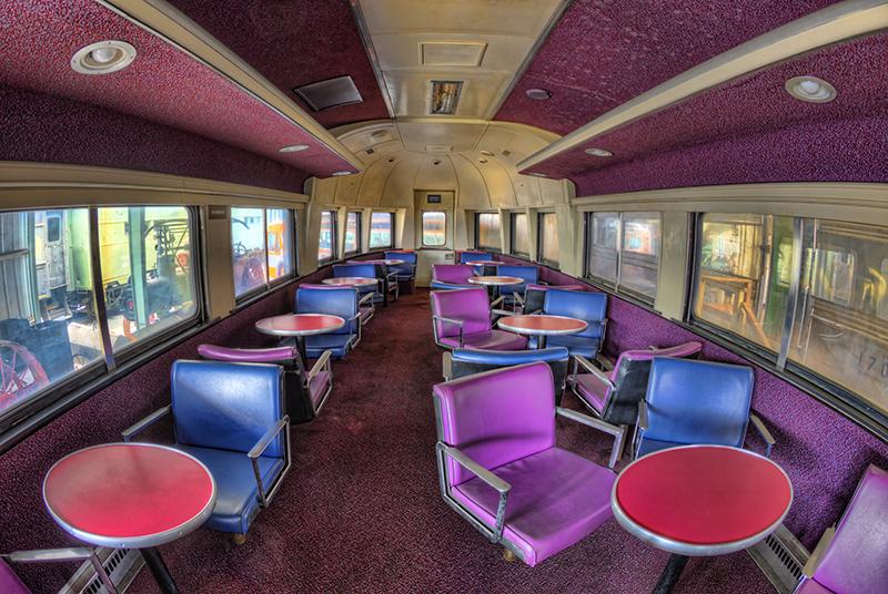 South East Railway Museum near Atlanta, GA.