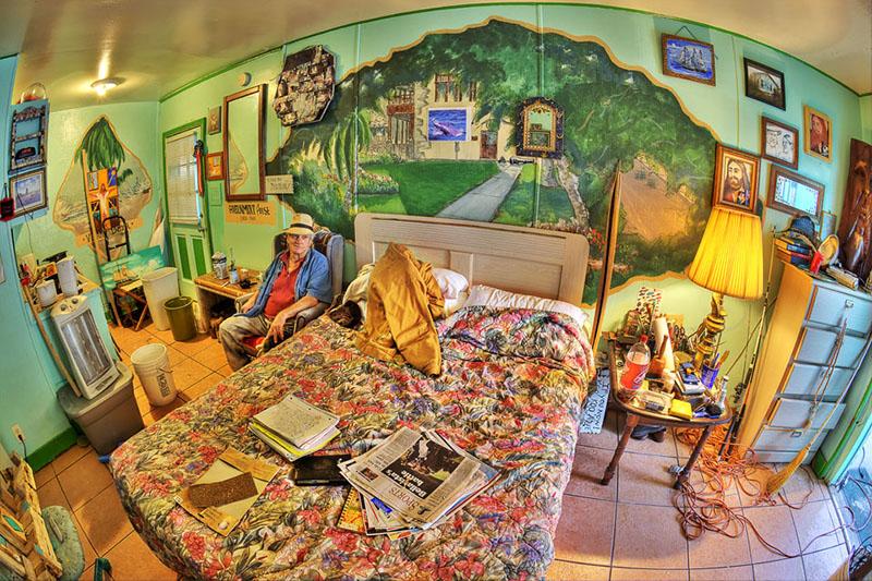Magic Beach Motel, St. Augustine, FL.