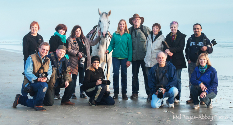 January 2014 Florida Photo Caravan Workshop Participants.