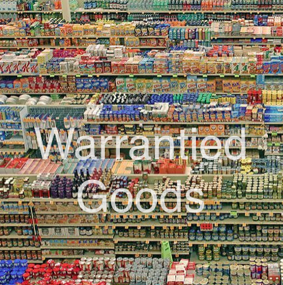 Arranging a way to re-disperse all the warrantied goods of department stores instead of it doomed for the dumptser