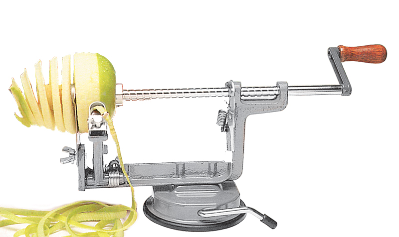 Apple peeler. Used for peeling apples. Contact Tara Deleeuw