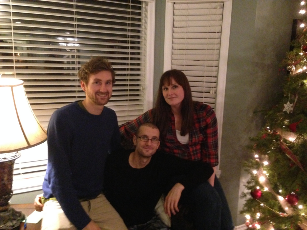 Taken at our last christmas together.