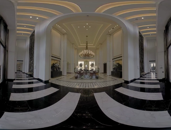 - We partnered with American Express, Ogilvy New York, and Human Expansion Co to create a one-of-a-kind virtual reality experience. Users were able to wander through the legendary Beverly Hills Waldorf Astoria as part of AmEx's Fine Resorts and Hotels Experience. Read more about the