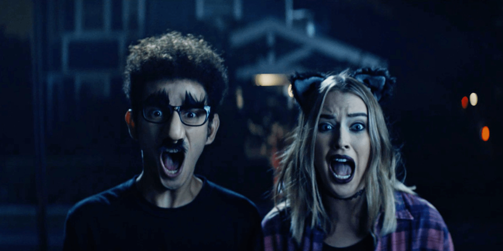 - Our halloween themed Reese's spot, that shows you how to actually scare teenagers, has been featured in Adweek! Keep an ear open for the frightening original music, sound design and mix done by David Perlick-Molinari here at YouTooCanWoo!