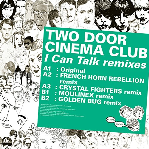 Two Door Cinema Club,