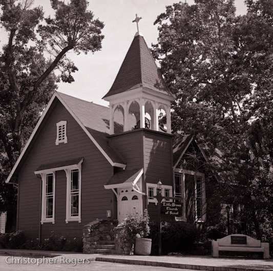 Sunol Church