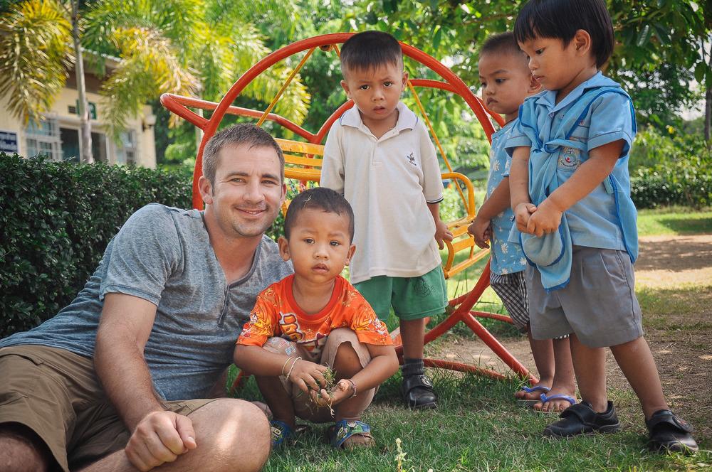 Mitch In Thailand