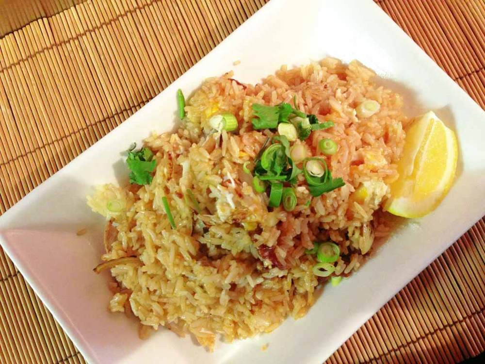Thai Special Fried Rice