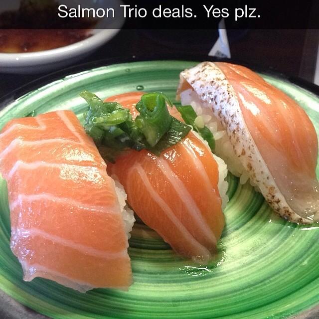 Sushi craving solved.