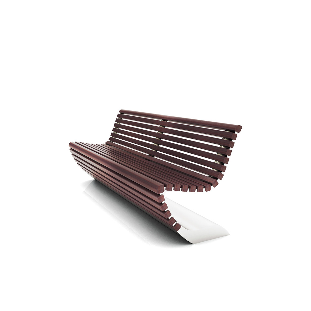 Bench by Stephane CHAPELET for LAB23