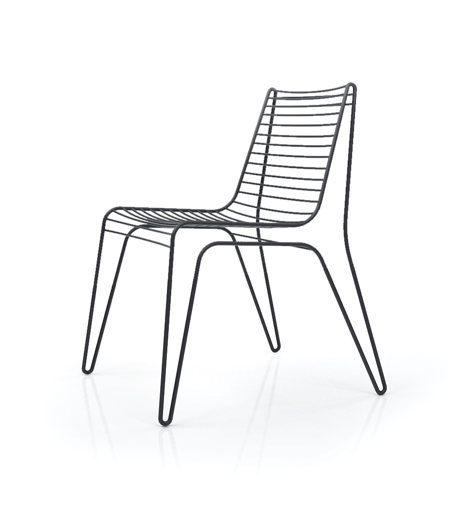 LINES seat by Stephane CHAPELET for ARIA23