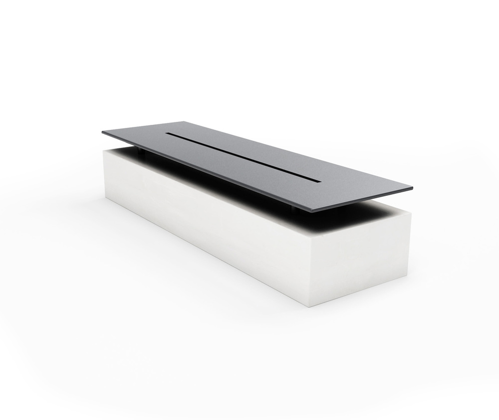 CONTRAST bench by Stephane Chapelet for MyWay
