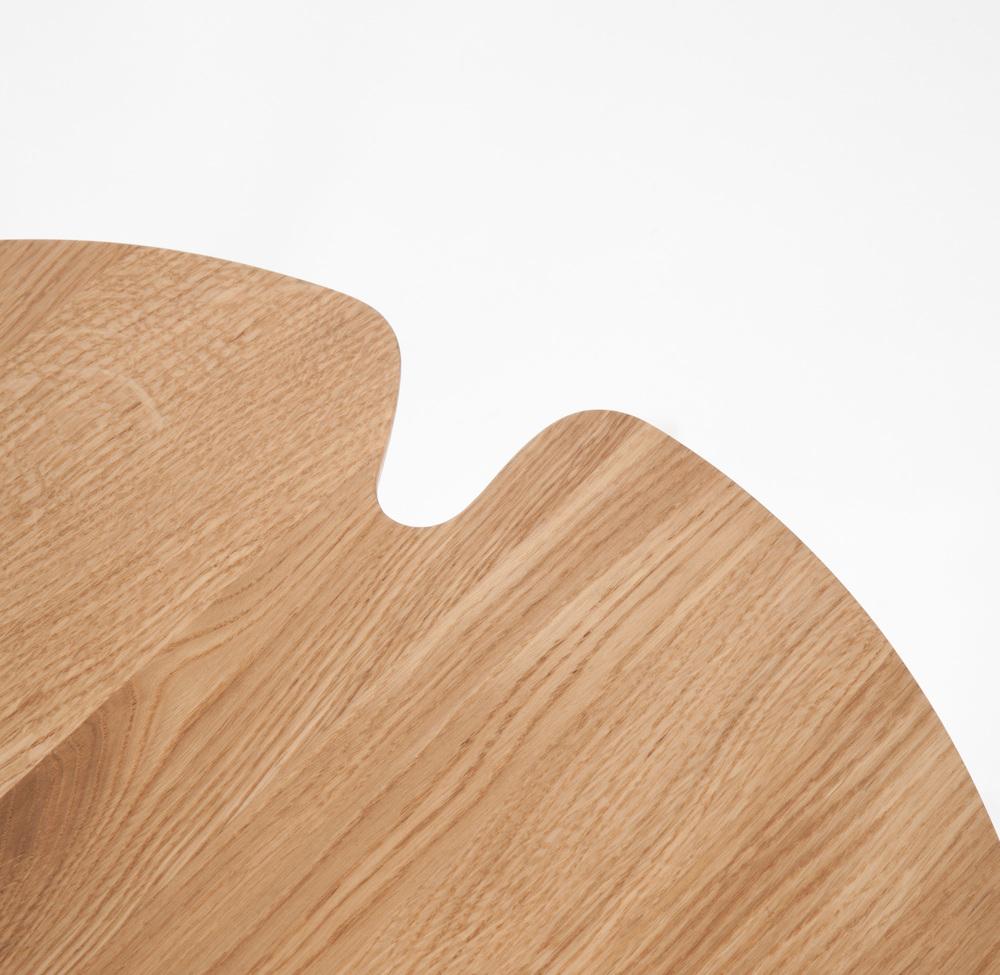 Nenuphar tables by Stephane Chapelet for HANSEN