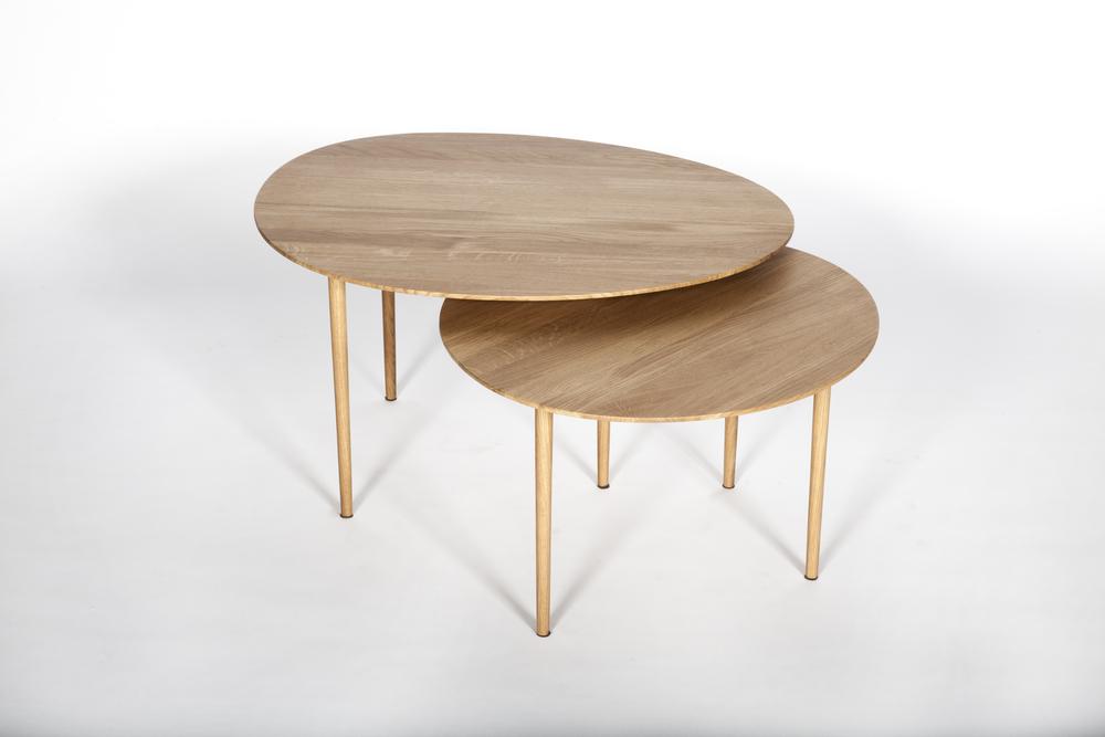 nenuphar coffee table by Stephane Chapelet for Hans Hansen