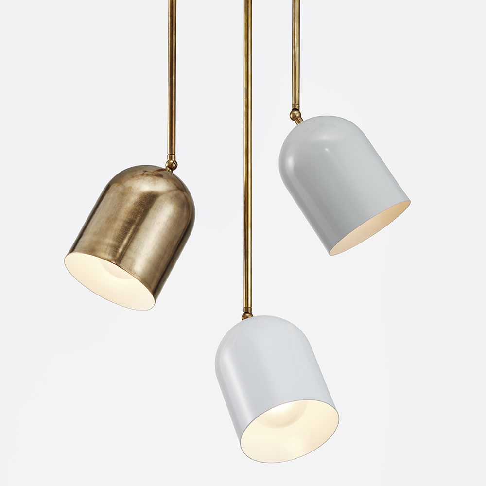 Duomo Pendant Light / Rod