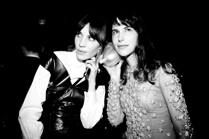 Met Gala 2012 after party