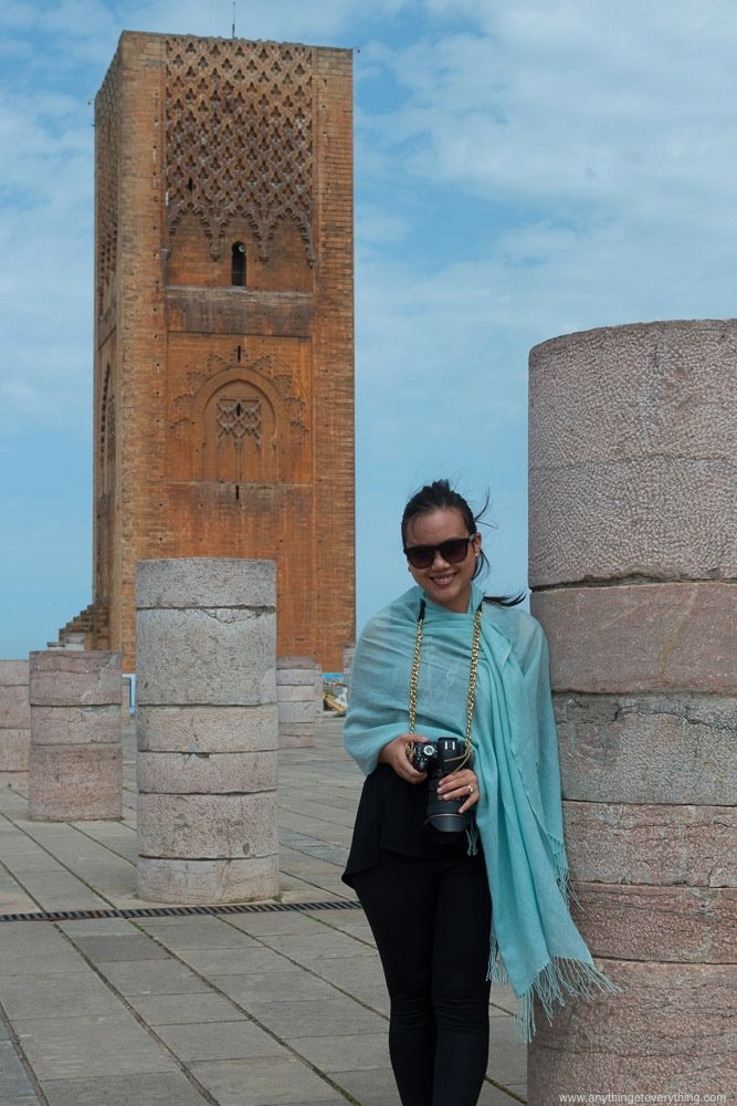 nina at hassan tower - aete.jpg