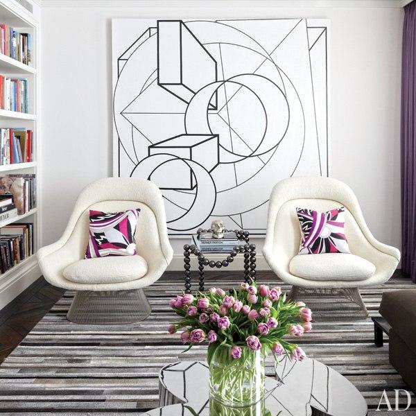 item3.rendition.slideshowWideVertical.delphine-krakoff-new-york-city-07-living-room-knoll-chairs-warren-platner-painting.jpg