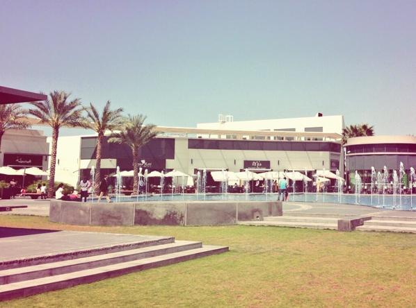 (Photo taken by me at Citywalk Dubai)