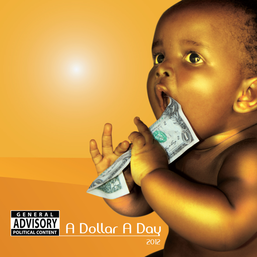 A dollar a day (Deluxe Edition 2012) Artwork