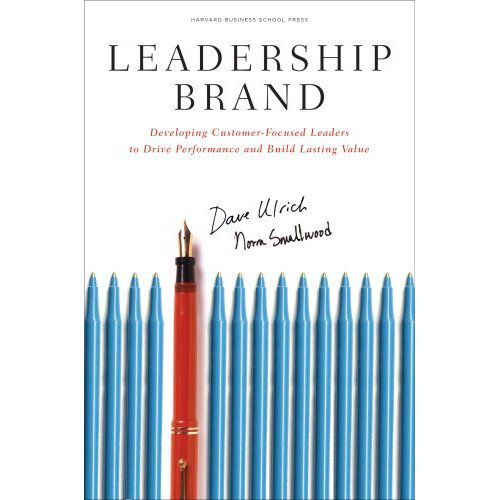 leadership in a branded world