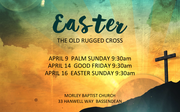 """Pastor John is starting our Easter Series this Sunday on Palm Sunday with the theme:    I Am Jesus    To all who have failed, He is a second chance.  To the searching, He is the long-awaited answer.  To the dead, Jesus is life.  Who is Jesus to you?Discover what it means when He says, """"I Am Jesus."""""""
