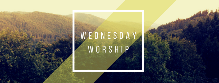 Click on the image above to go to Youtube playlist of all the Wednesday Worship Songs.