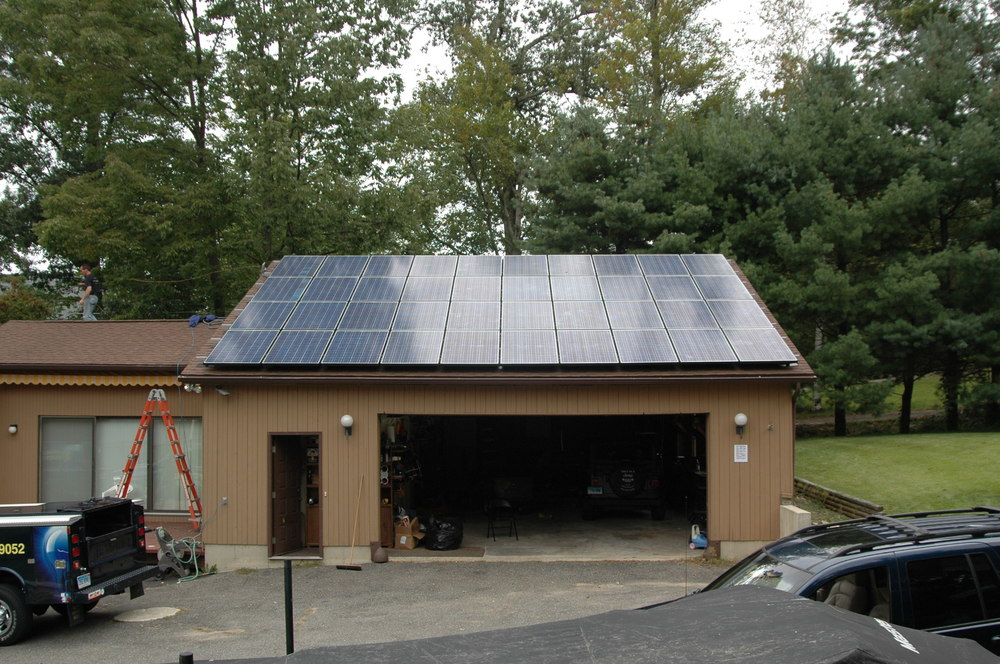8.2 kW solar system