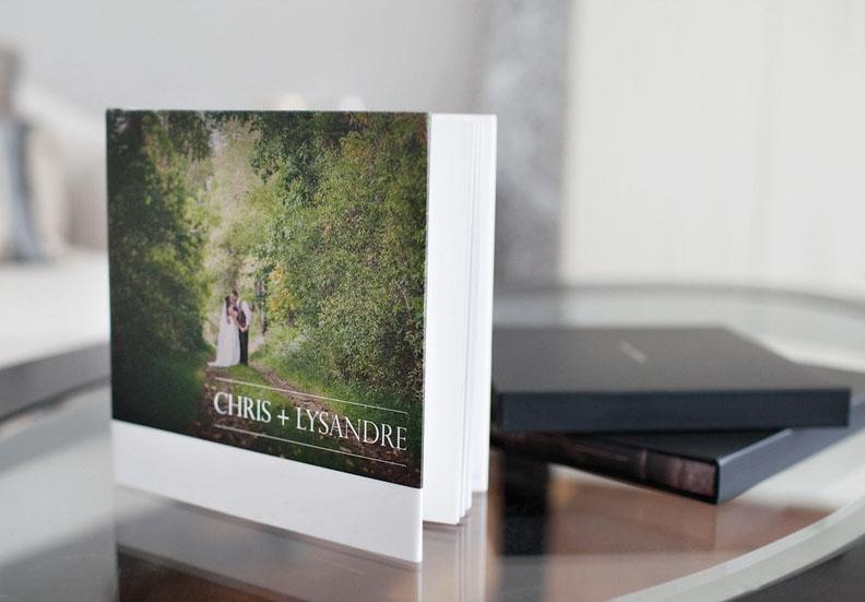 Hardcover Album