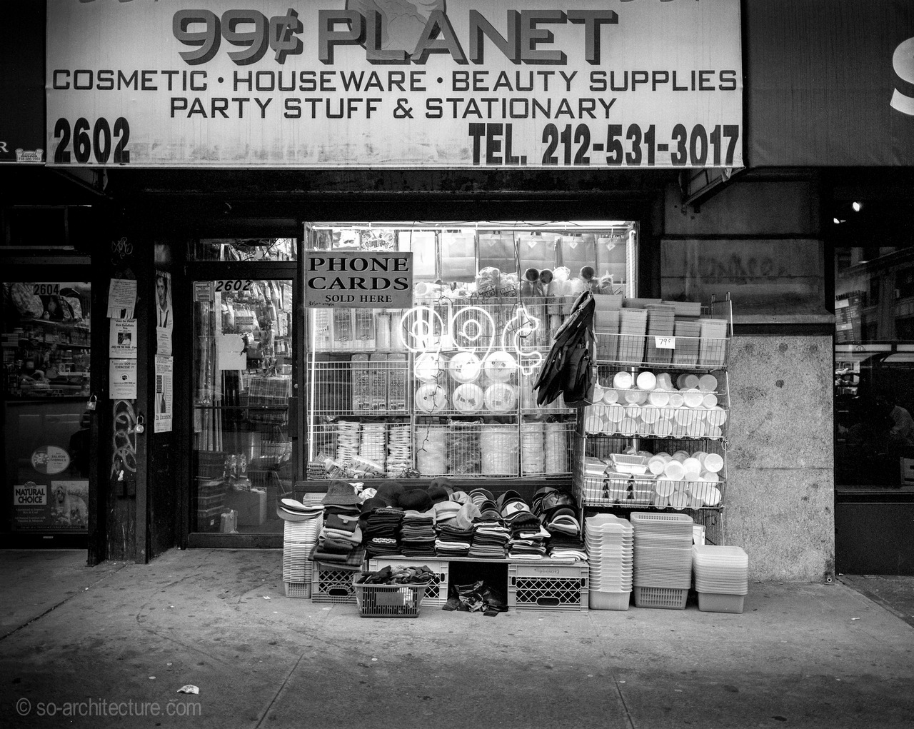 99c planet- new york city