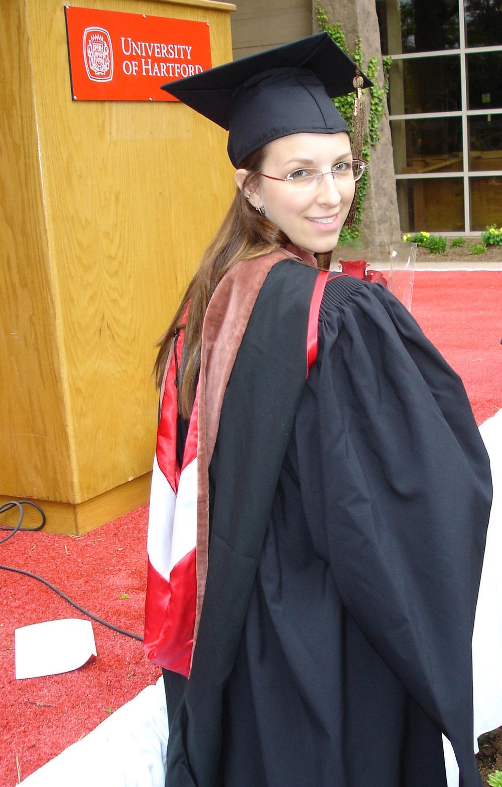 MFA Graduation
