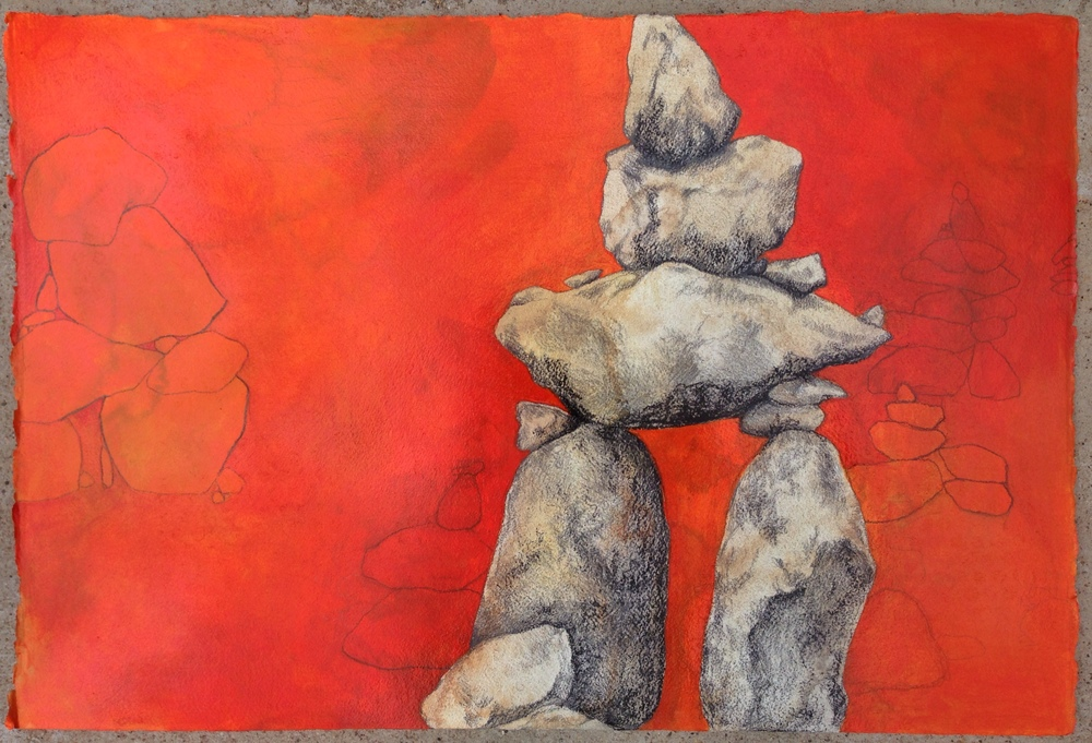 Presenting INUKSUK - new drawings and paintings.Learn more here.