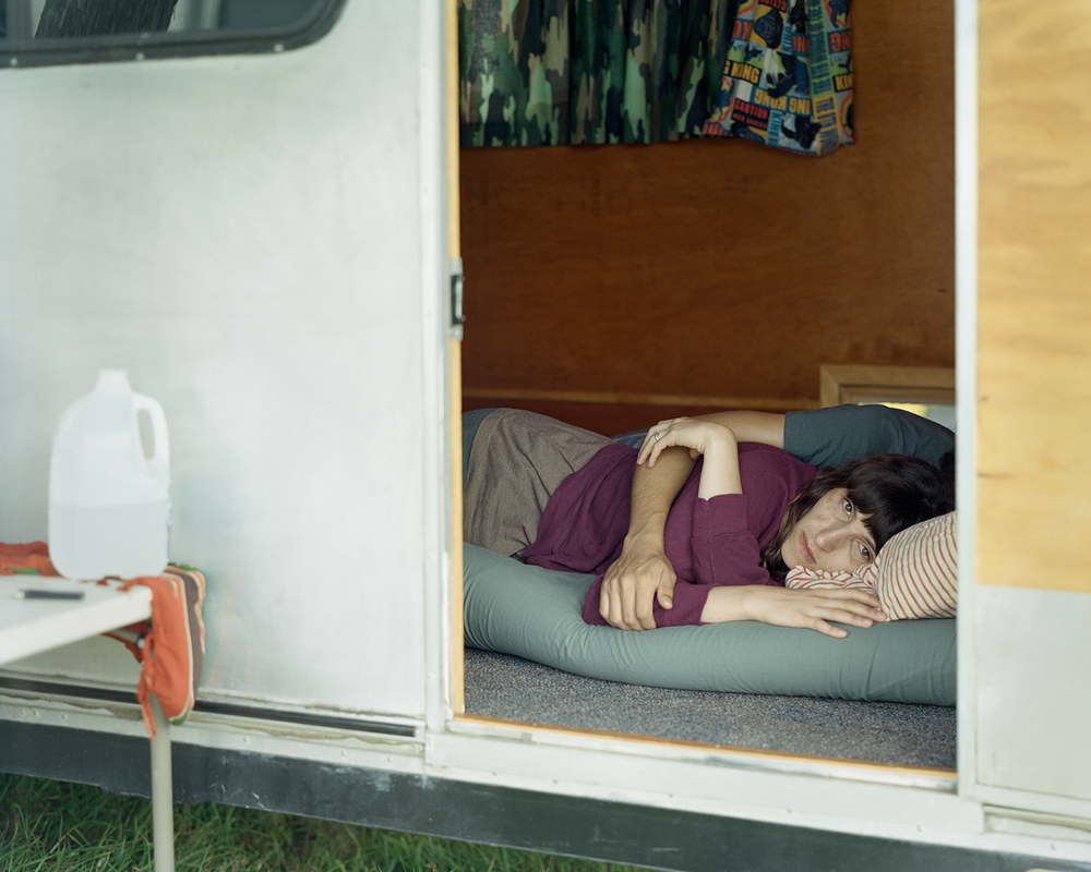 Camper, from the series  Mid— ---  On view May 22-28, 2018 @  ICP Projected: Talk in Images: Body . International Center of Photography Museum. 250 Bowery, New York, NY